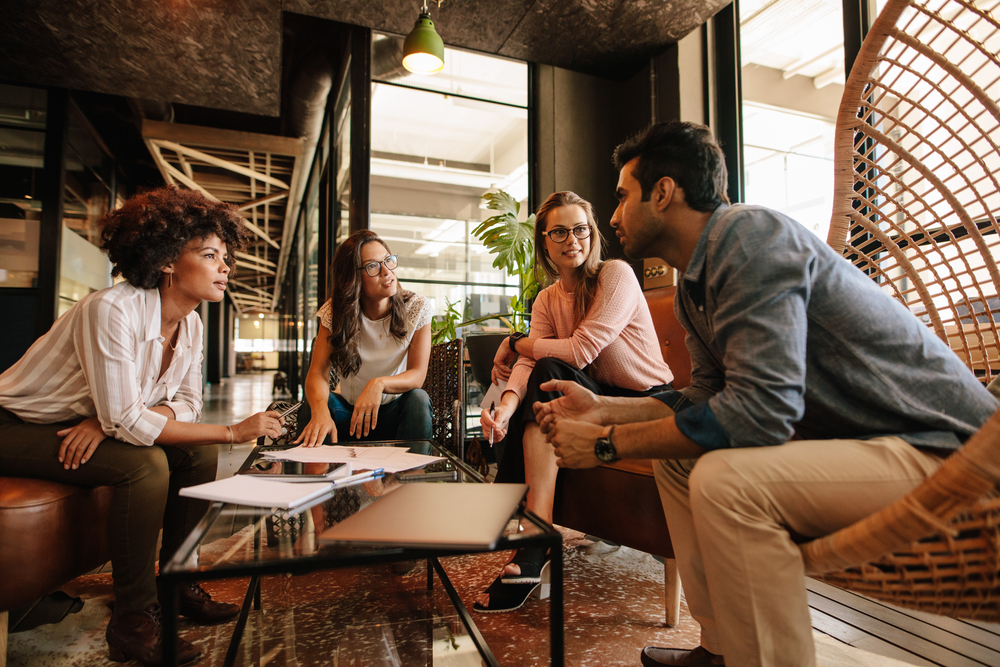 Business networking: the art of conversation