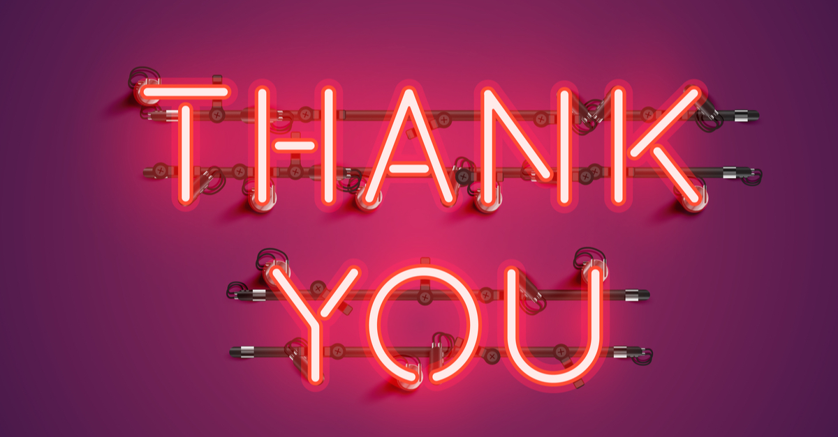 Gratitude: the underrated power