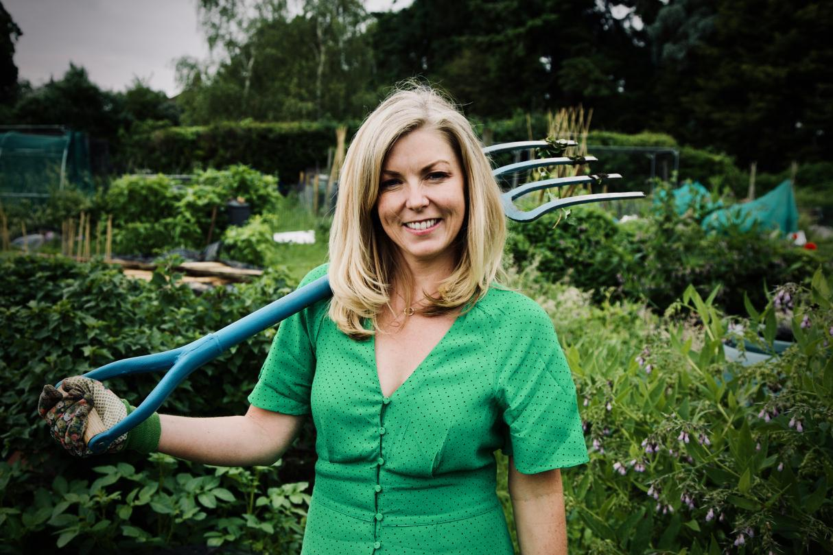 Is allotment life the perfect lockdown antidote?